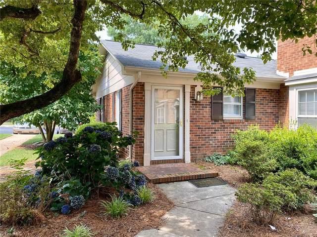 4812 Tower Road, Greensboro, NC 27410 (MLS #1034436) :: Ward & Ward Properties, LLC