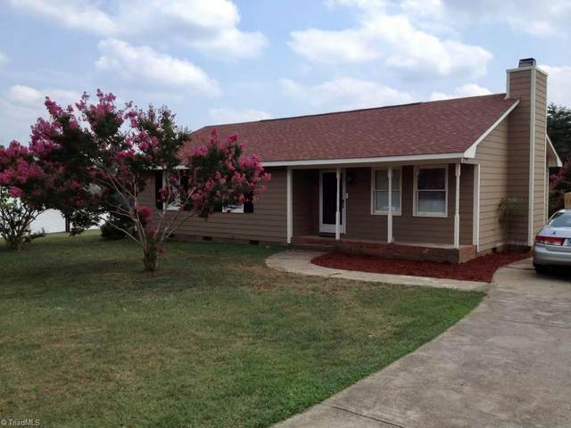 3945 Silver Chalice Drive, Winston Salem, NC 27101 (MLS #1034440) :: EXIT Realty Preferred