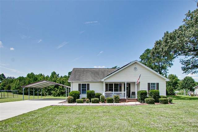 2008 Grantville Lane, Asheboro, NC 27205 (MLS #1034452) :: Witherspoon Realty