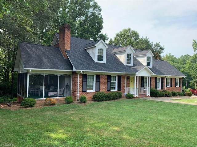 320 Pinewood Place, Eden, NC 27288 (MLS #1034458) :: Ward & Ward Properties, LLC