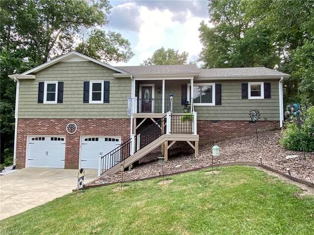 111 Ashworth Drive, Trinity, NC 27370 (MLS #1034466) :: Ward & Ward Properties, LLC