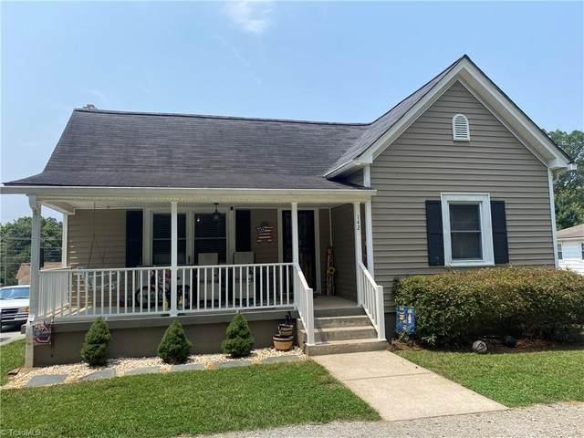 142 Davie Street, Cooleemee, NC 27014 (MLS #1034469) :: Ward & Ward Properties, LLC