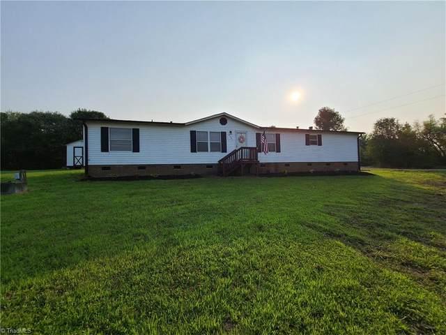 5191 Us Highway 601, Mocksville, NC 27028 (MLS #1034471) :: Ward & Ward Properties, LLC