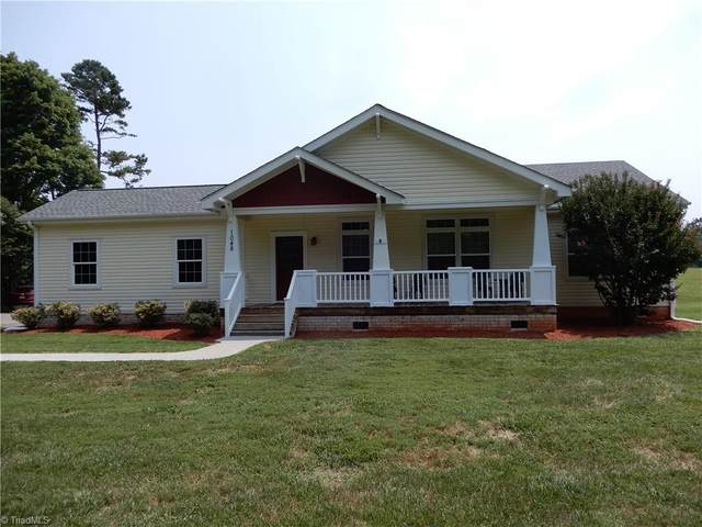 1048 Wagner Road, Mocksville, NC 27028 (MLS #1034478) :: Ward & Ward Properties, LLC