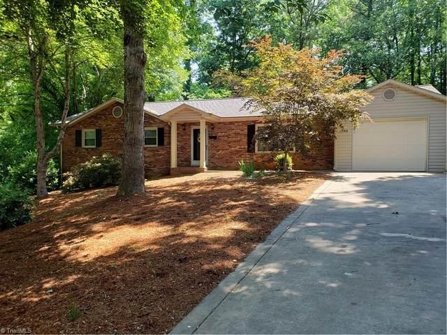 1508 Overlook Drive, Wilkesboro, NC 28697 (#1034482) :: Rachel Kendall Team
