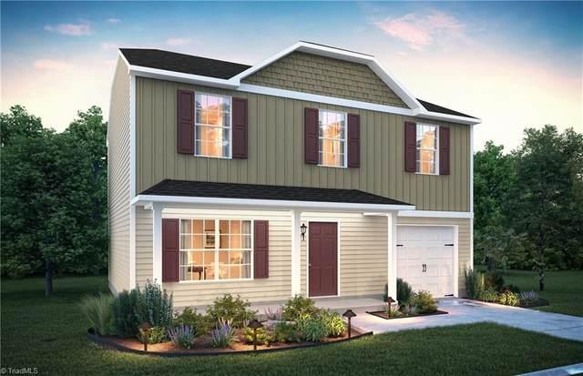 610 Quail Lane, Lexington, NC 27292 (MLS #1034522) :: Ward & Ward Properties, LLC
