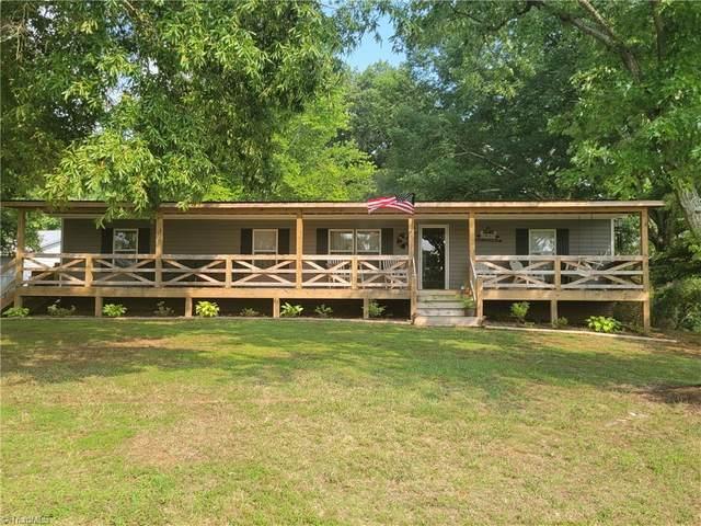 141 Gawain Way, Mocksville, NC 27028 (MLS #1034529) :: Ward & Ward Properties, LLC