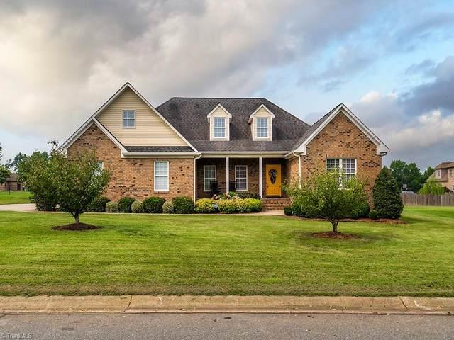 3542 Liberty Drive, Burlington, NC 27249 (MLS #1034532) :: Ward & Ward Properties, LLC