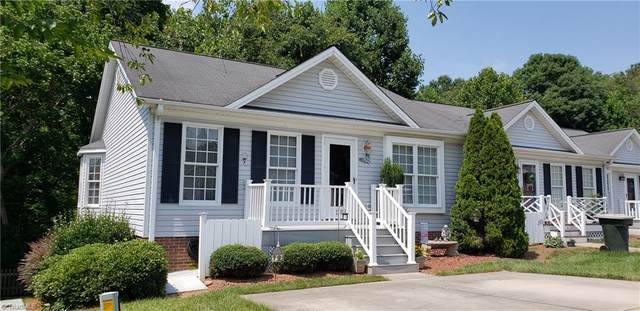 1305 Hillside Drive, Eden, NC 27288 (MLS #1034537) :: Ward & Ward Properties, LLC