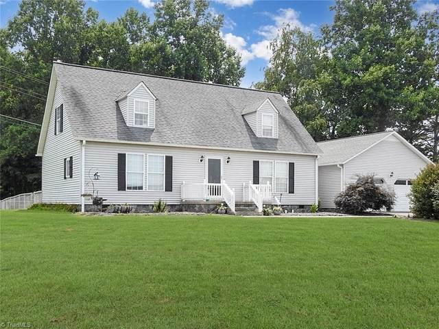 2769 Poplar Springs Road, State Road, NC 28676 (MLS #1034561) :: Ward & Ward Properties, LLC