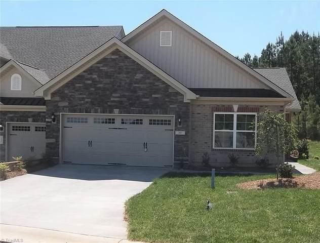 1005 Chariot Square Lot 22, Winston Salem, NC 27127 (MLS #1034568) :: Ward & Ward Properties, LLC
