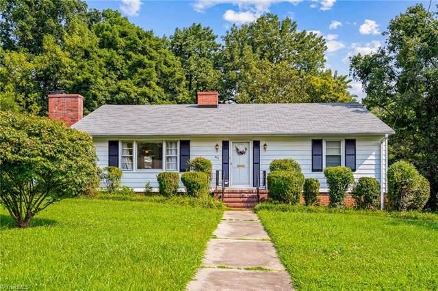 614 Paris Street, Graham, NC 27253 (MLS #1034585) :: Ward & Ward Properties, LLC