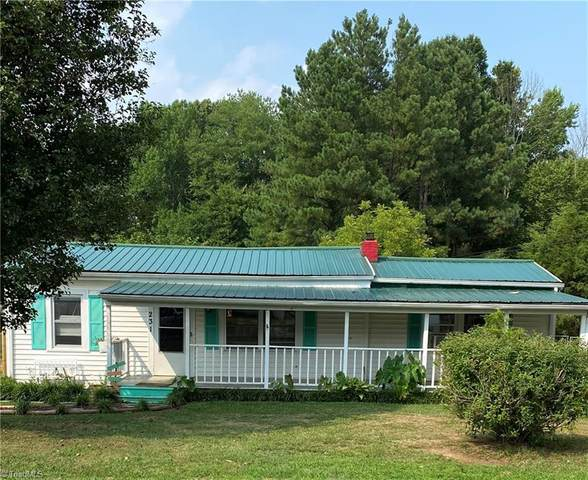 231 Hillcrest Court, Lexington, NC 27292 (MLS #1034588) :: Ward & Ward Properties, LLC
