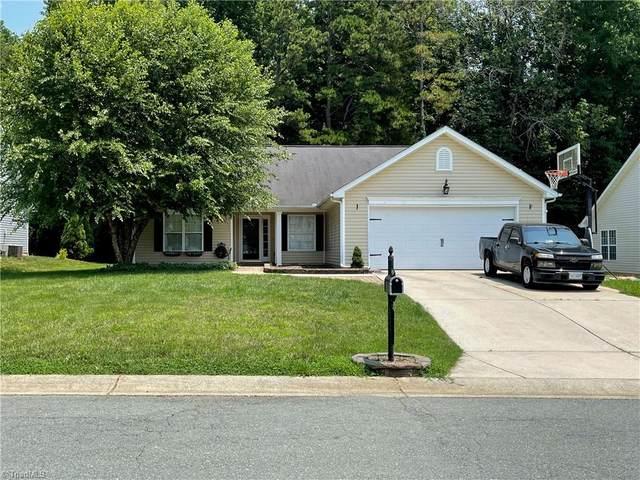 701 Walnut Crossing Drive, Whitsett, NC 27377 (MLS #1034592) :: Ward & Ward Properties, LLC