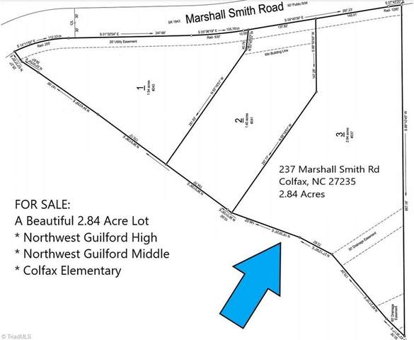 237 Marshall Smith Road, Colfax, NC 27235 (MLS #1034598) :: Lewis & Clark, Realtors®