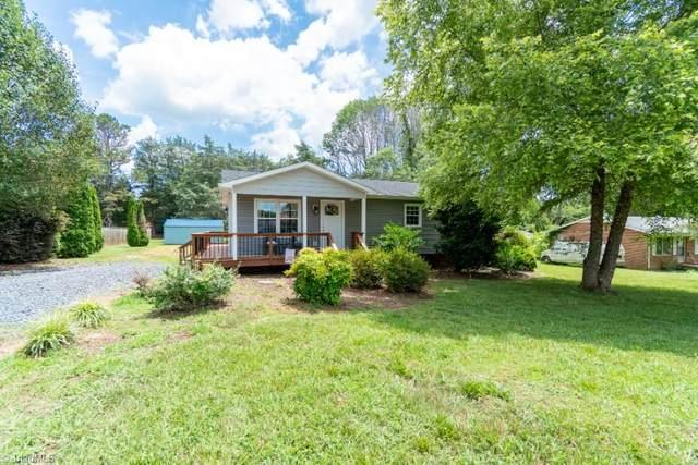 3744 Carole Drive, Sophia, NC 27350 (MLS #1034603) :: Ward & Ward Properties, LLC