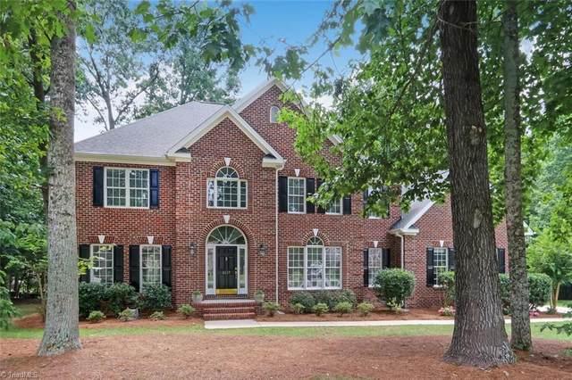 6117 Chalet Drive, Oak Ridge, NC 27310 (MLS #1034608) :: Ward & Ward Properties, LLC