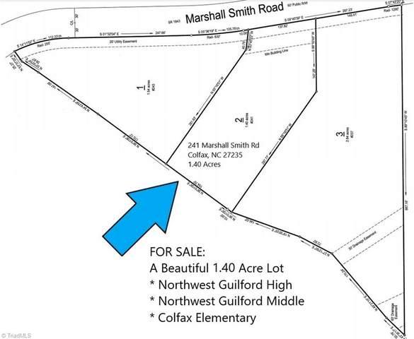 241 Marshall Smith Road, Colfax, NC 27235 (#1034611) :: Rachel Kendall Team