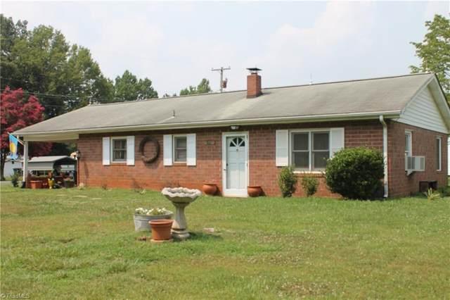 1056 Brown Street, Lexington, NC 27292 (MLS #1034613) :: Team Nicholson