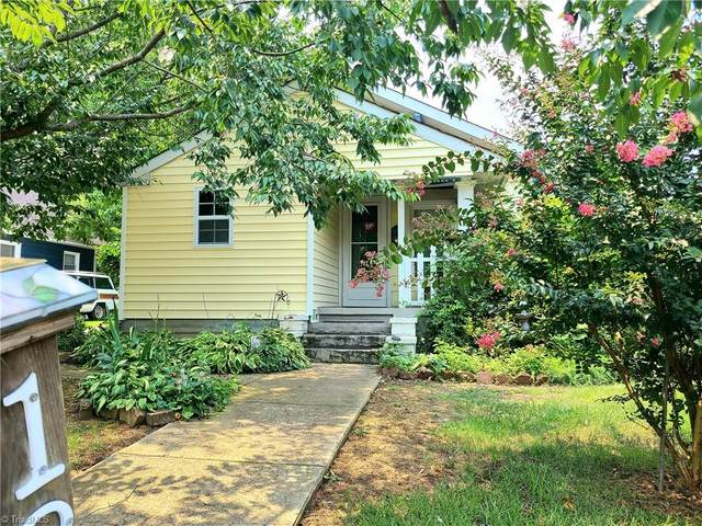 1805 Roseland Street, Greensboro, NC 27408 (MLS #1034622) :: Lewis & Clark, Realtors®