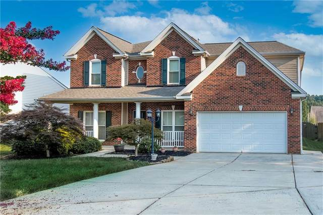 4224 Laurel Ridge Circle, Winston Salem, NC 27107 (MLS #1034632) :: Lewis & Clark, Realtors®