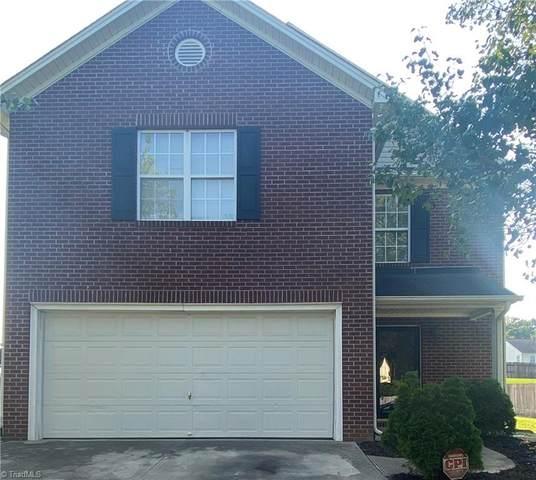 2112 Gramercy Park Drive, Greensboro, NC 27406 (MLS #1034634) :: Ward & Ward Properties, LLC