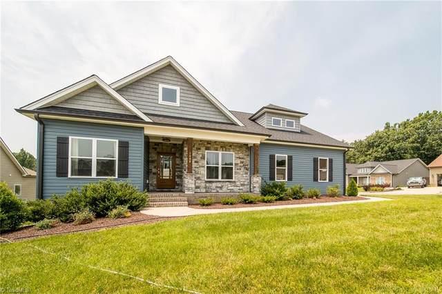 1890 Moultrie Court, Kernersville, NC 27284 (MLS #1034640) :: Ward & Ward Properties, LLC