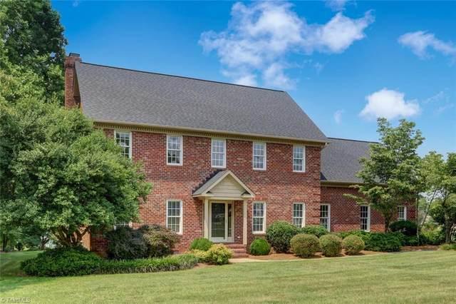 4004 Smithfield Drive, Greensboro, NC 27406 (MLS #1034645) :: Ward & Ward Properties, LLC