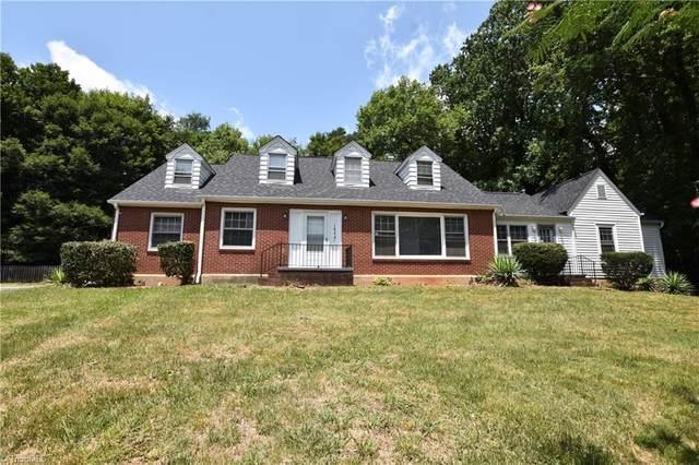 1517 Old Town Road, Winston Salem, NC 27106 (MLS #1034647) :: Ward & Ward Properties, LLC
