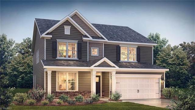 106 Broadwater Way #94, Stokesdale, NC 27357 (MLS #1034648) :: Ward & Ward Properties, LLC