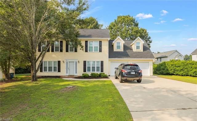 5602 Stonekirk Court, Greensboro, NC 27407 (MLS #1034651) :: Ward & Ward Properties, LLC