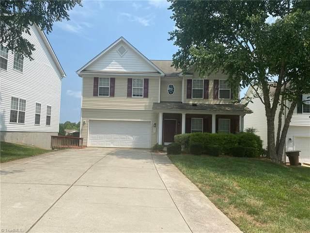 5608 David Christian Place, Greensboro, NC 27410 (MLS #1034655) :: Ward & Ward Properties, LLC