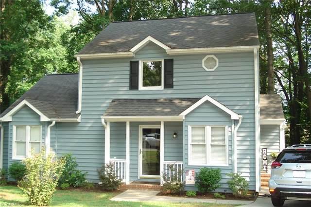 4015 Sherry Court, Jamestown, NC 27282 (MLS #1034667) :: Ward & Ward Properties, LLC