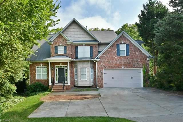 3579 Milhaven Road, Winston Salem, NC 27106 (MLS #1034682) :: Hillcrest Realty Group