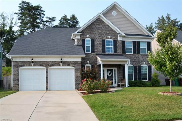 4415 Saddlewood Club Drive, High Point, NC 27265 (MLS #1034702) :: EXIT Realty Preferred