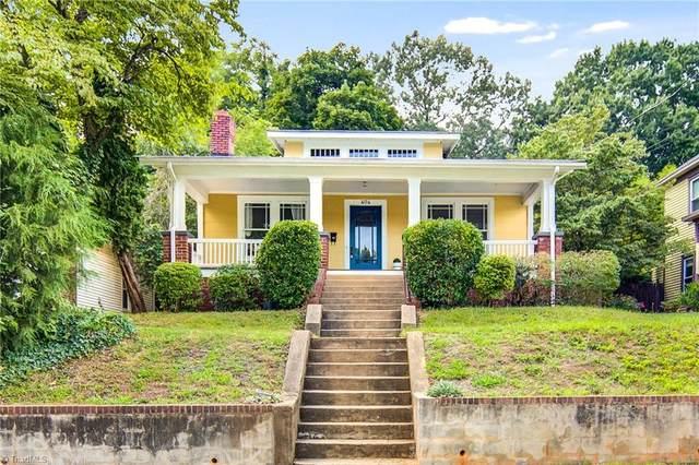404 S Sunset Drive, Winston Salem, NC 27103 (MLS #1034729) :: EXIT Realty Preferred