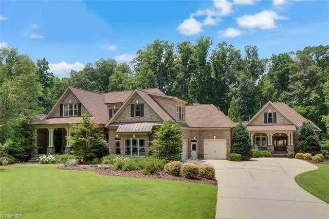 5902 Stoneleigh Place, Greensboro, NC 27455 (MLS #1034730) :: Ward & Ward Properties, LLC
