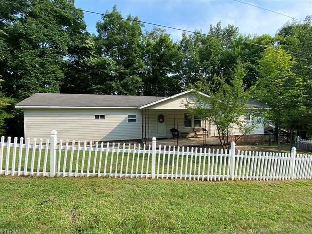 203 Timber Ridge Road, Millers Creek, NC 28661 (MLS #1034747) :: Ward & Ward Properties, LLC