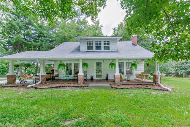 200 Sheraton Park Road, Greensboro, NC 27406 (MLS #1034799) :: Team Nicholson