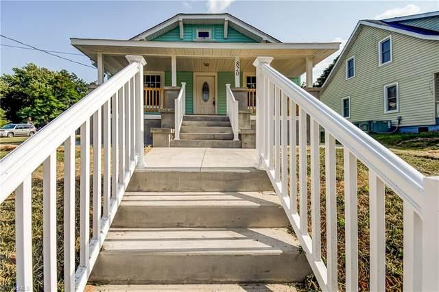 820 Efird Street, Winston Salem, NC 27105 (MLS #1034842) :: Ward & Ward Properties, LLC