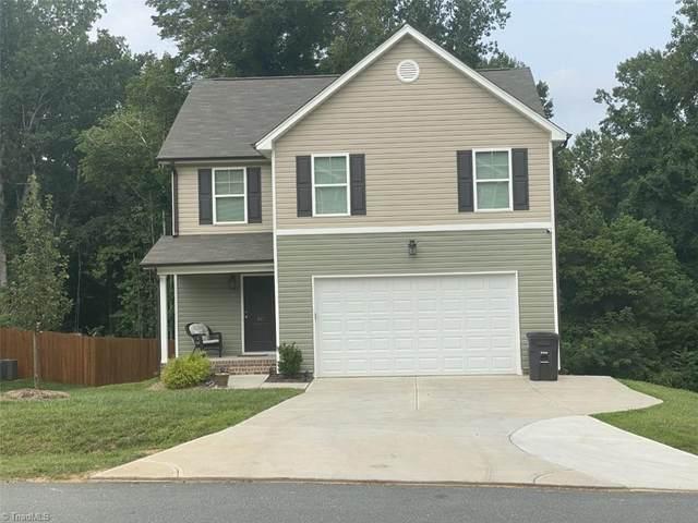 841 Prince Edward Road, Kernersville, NC 27284 (MLS #1034855) :: Team Nicholson