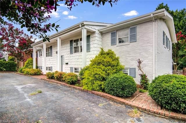 720 Tam O Shanter Trail, Winston Salem, NC 27103 (MLS #1034869) :: Berkshire Hathaway HomeServices Carolinas Realty