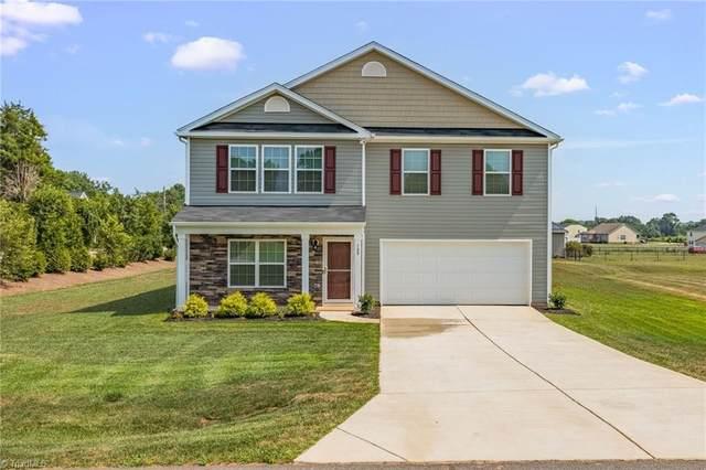109 Estelle Drive, Lexington, NC 27295 (MLS #1034883) :: Hillcrest Realty Group