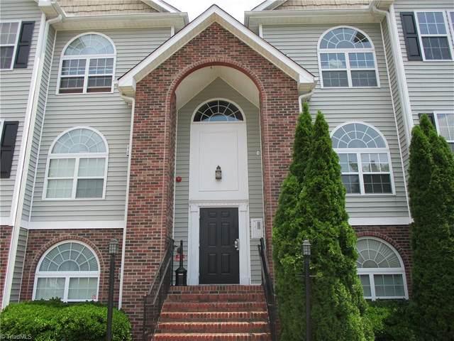 3761 Holmes Creek Place #203, Winston Salem, NC 27127 (MLS #1034911) :: Team Nicholson