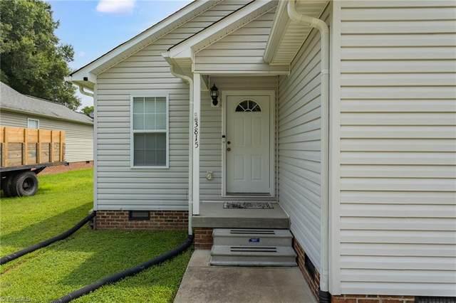 3815 David Street, Archdale, NC 27263 (MLS #1034925) :: Ward & Ward Properties, LLC