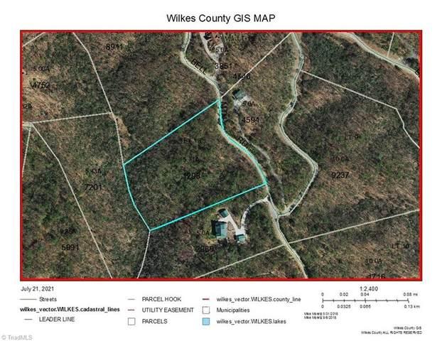 Lot 18B Bell Mountain Road, Hays, NC 28635 (MLS #1034987) :: Berkshire Hathaway HomeServices Carolinas Realty