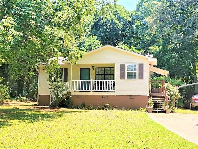 2412 Minorwood Road, Greensboro, NC 27405 (MLS #1034999) :: Witherspoon Realty
