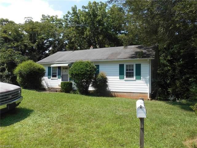 134 White Pine Street, Elkin, NC 28621 (MLS #1035035) :: Lewis & Clark, Realtors®