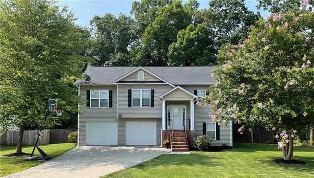 104 Sweetgum Drive, Mocksville, NC 27028 (MLS #1035052) :: Berkshire Hathaway HomeServices Carolinas Realty
