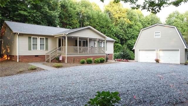 990 Union Hill Road, Thurmond, NC 28683 (MLS #1035056) :: Ward & Ward Properties, LLC